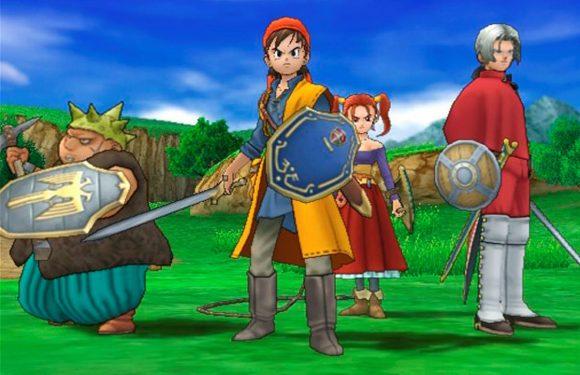 Legendarische RPG Dragon Quest VIII verkrijgbaar op iOS