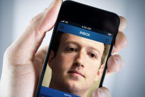 facebook anoniem