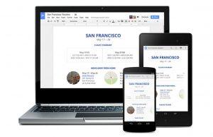 office-apps nieuwsoverzicht