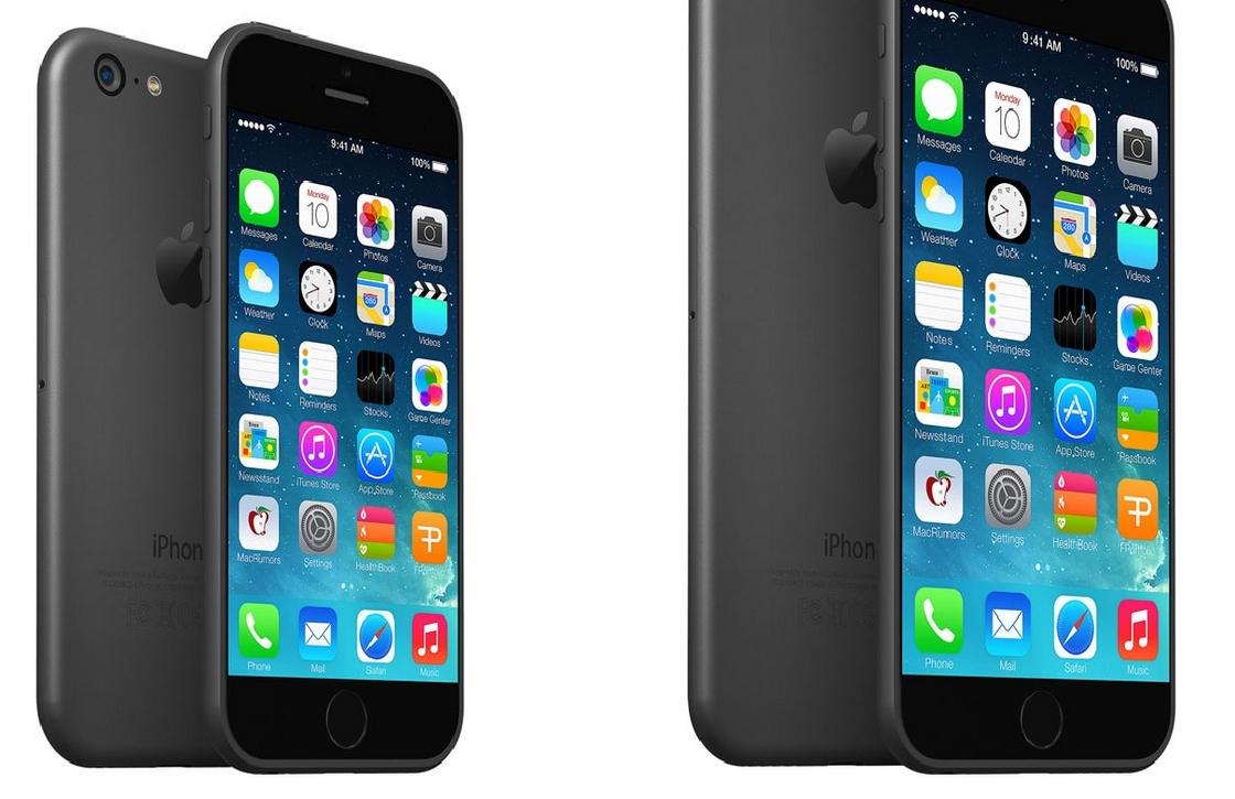'Zo gaat de iPhone 6 er straks uitzien' (concept)