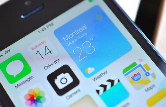 Wauw: gaat iOS 8 eruitzien zoals dit concept?