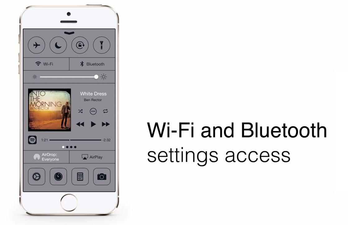 Conceptvideo iOS 8 toont interessante vernieuwingen