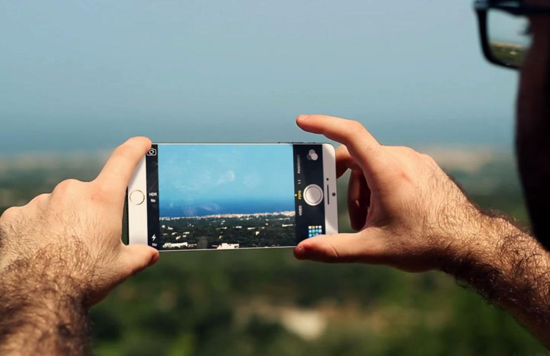 Dit iPhone 6 reclamefilmpje had Apple zelf kunnen maken
