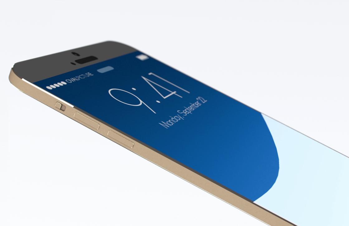 'iPhone 6 kan de temperatuur en luchtdruk meten'