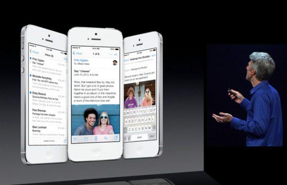 'E-mailbijlagen in iOS 7 zijn niet versleuteld'