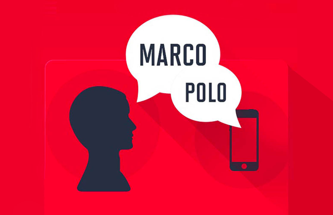iPhone kwijt? Roep hem even: 'Marco!'