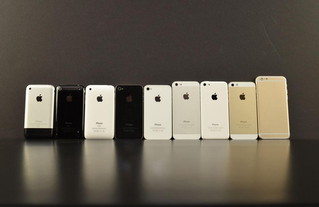 Wordt dit de iPhone 6? Volgens lek-meester Sonny Dickson wel