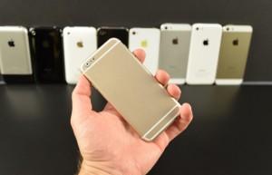 mockup iphone 6 klein