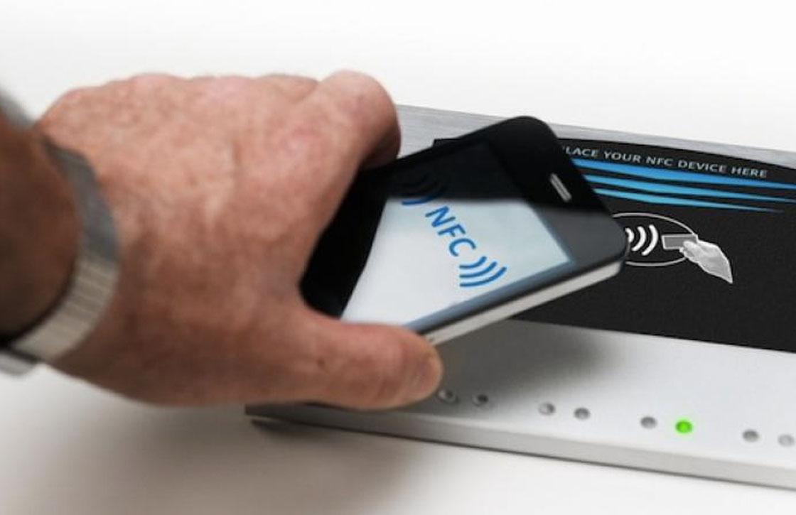'Schema wijst op komst van NFC in de iPhone 6'