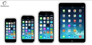 iPhone 6 conceptfoto