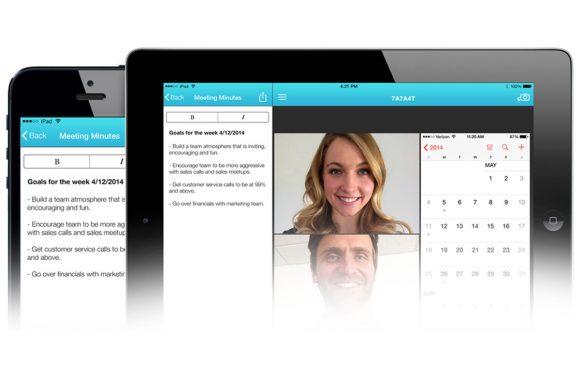 Slingshot: zakelijke iOS-app voor videoconferencing en scherm delen