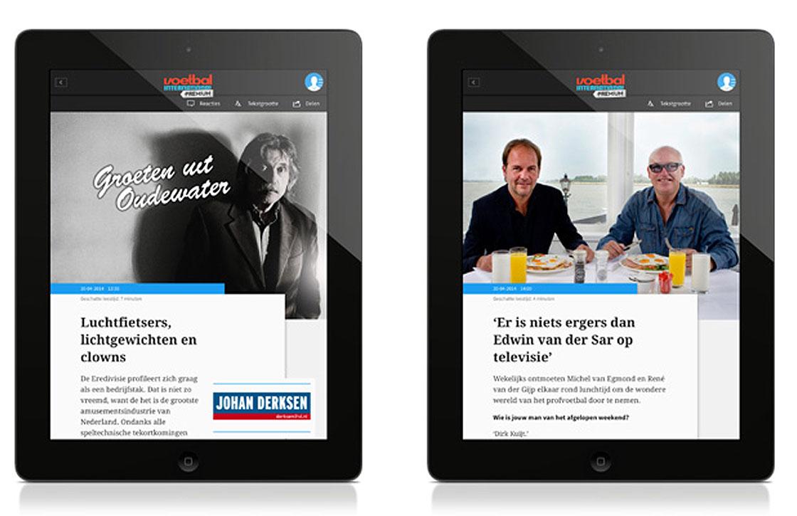 VI biedt extra online content voor abonnees met het nieuwe VI Premium
