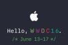 'Geen nieuwe productaankondigingen op WWDC 2016'