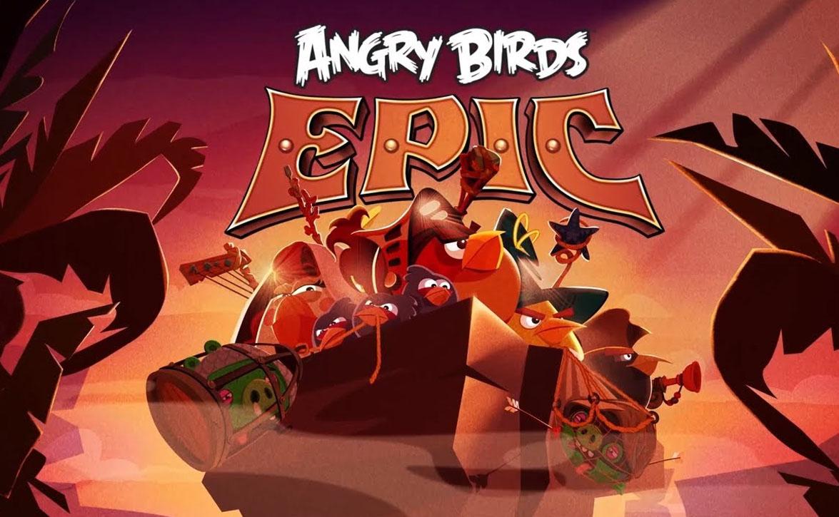 Is Angry Birds Epic zo episch als de titel suggereert?