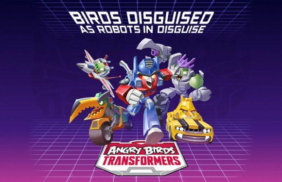 Angry Birds Transformers binnenkort naar de App Store