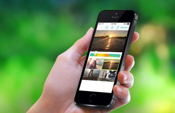 Maak en bewerk video's op je iPhone met Fly