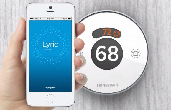 Deze nieuwe thermostaat van Honeywell werkt met Apples HomeKit