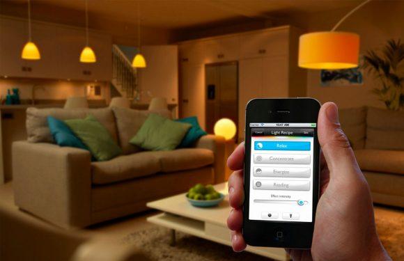 Philips toont concept van iOS 8 Hue widget