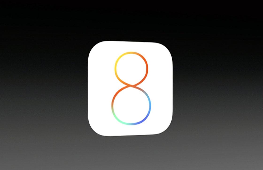 Dit zijn de vernieuwingen in de iOS 8 en Apple TV betas