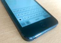 In 3 stappen de toetsenbord pop-up van iOS uitschakelen
