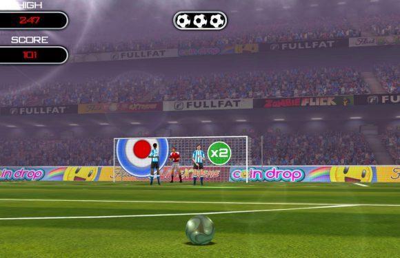 Twee nieuwe iPhone voetbalgames voor tijdens het WK