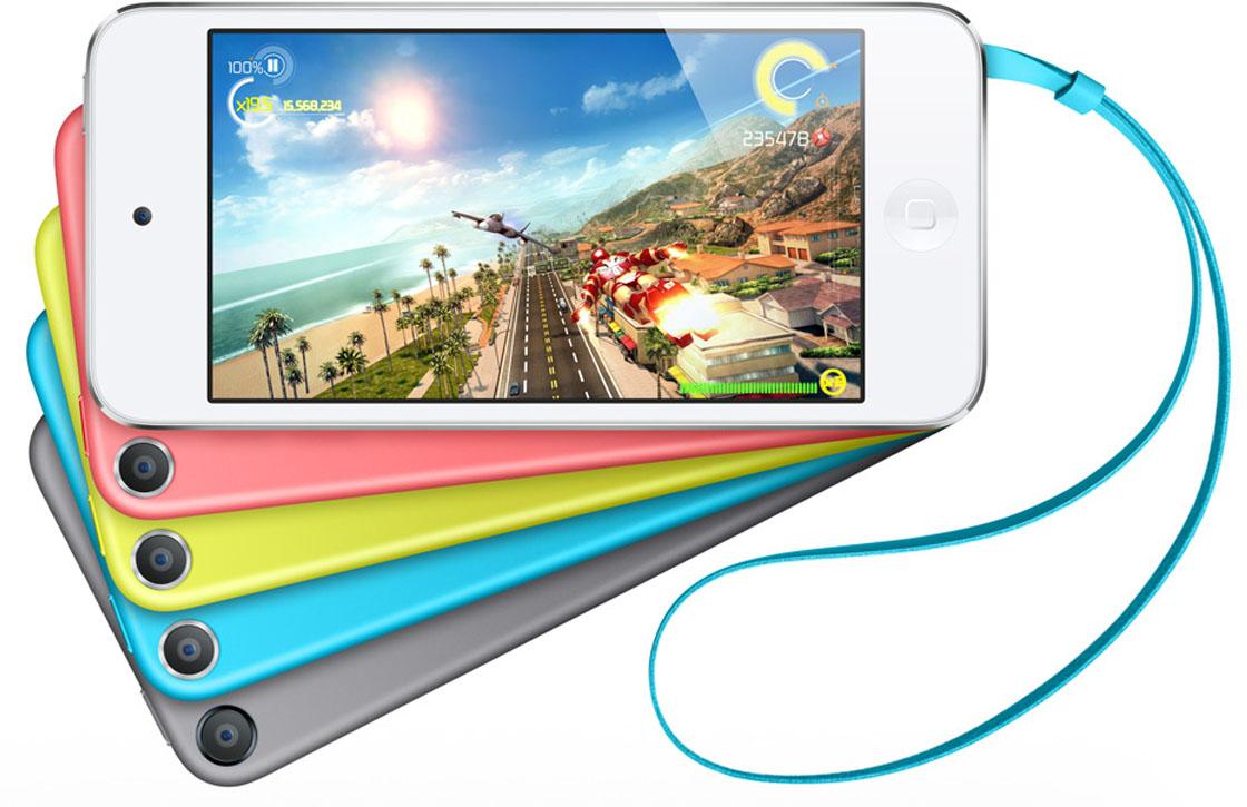 Apple brengt nieuwe iPod touch uit en verlaagt de prijzen