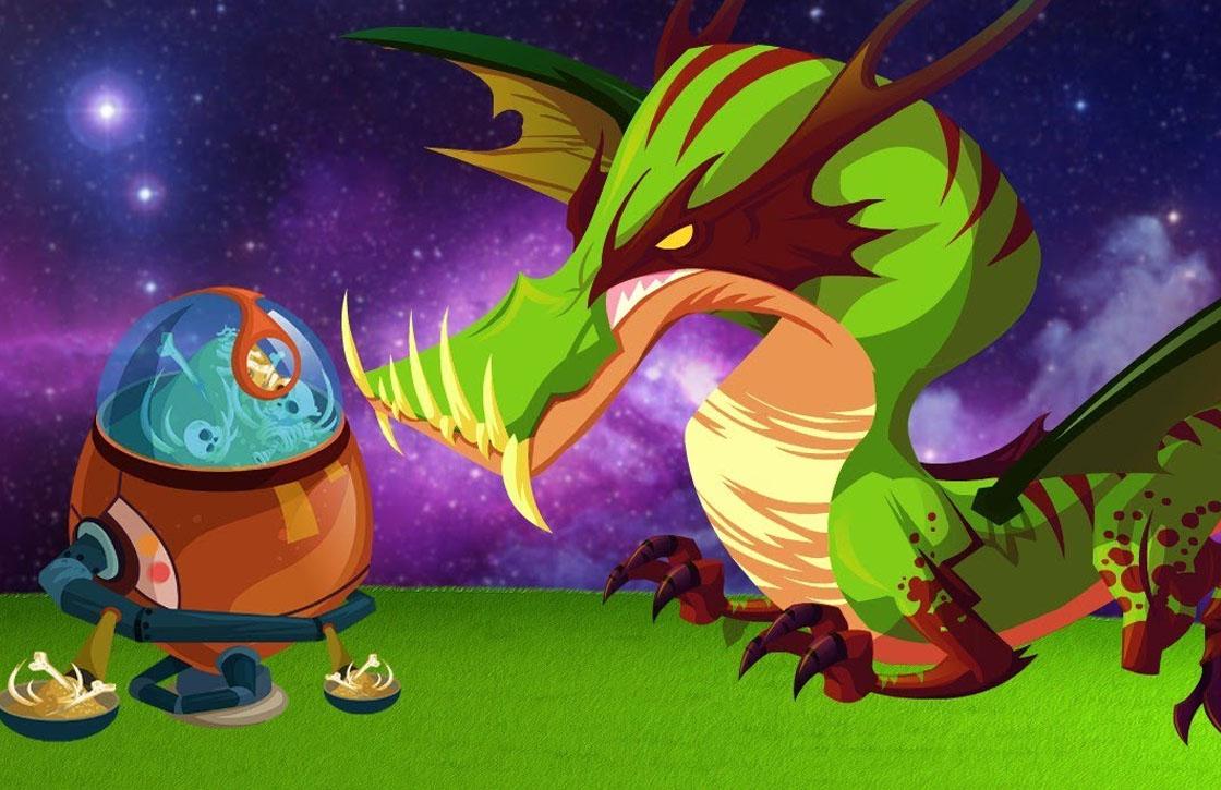 Outernauts: de eerste iOS-game van de makers van Ratchet & Clank