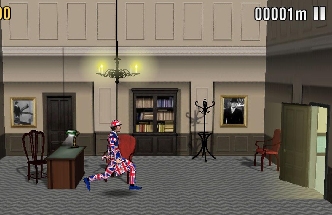 Loop op malle wijze door deze Monty Python game voor iOS