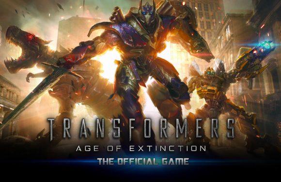 Bereid je voor op de film met Transformers: Age of Extinction voor iOS