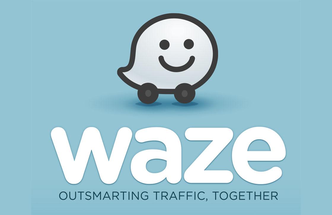 Navigatie-app Waze vertelt je hoe lang je nog vastzit in het verkeer
