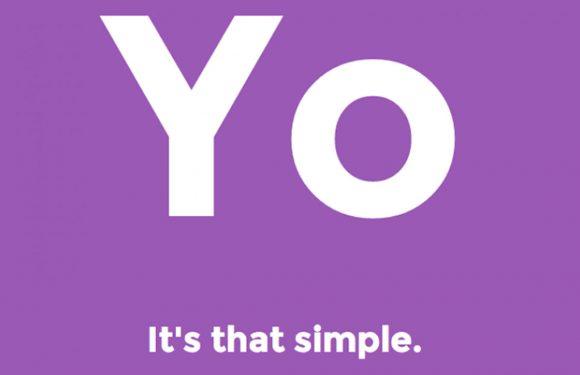 Zeg Yo tegen je vrienden met de Yo app