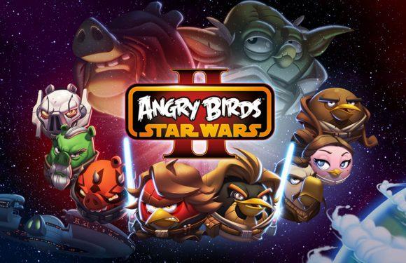 Angry Birds Star Wars II met nieuwe levels is nu gratis