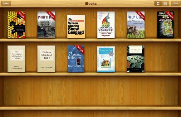 Apple schikt in e-bookszaak voor 450 miljoen dollar