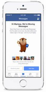 facebook-app messenger