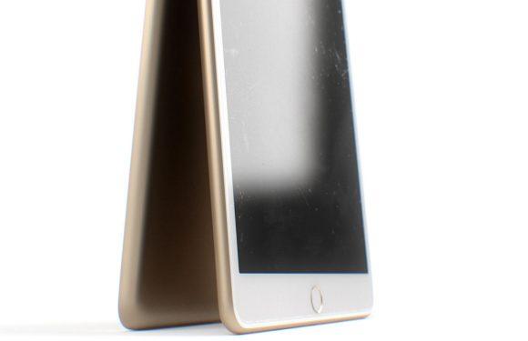 Nieuw iPad mini concept lijkt op een grote iPhone 6