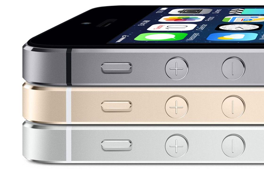 iPhone 5S is wereldwijd de bestverkochte smartphone