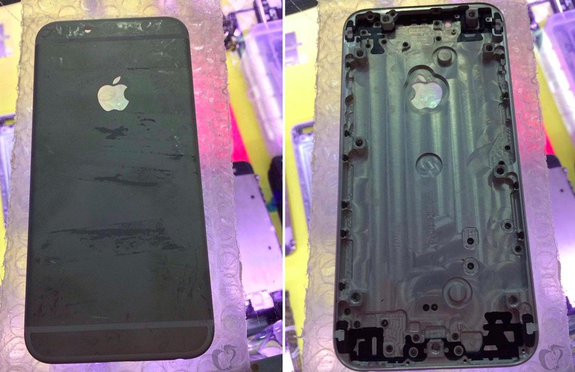 Video: Vermeende iPhone 6 behuizing getoond
