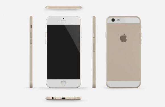 'iPhone 6 met saffierglas wordt duurder'
