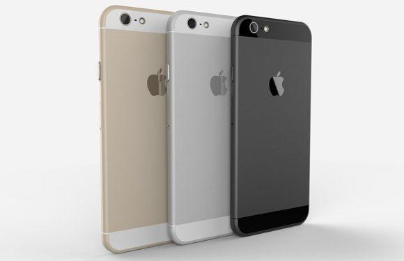 'iPhone 6 krijgt 13 megapixel camera en een 1810 mAh-batterij'