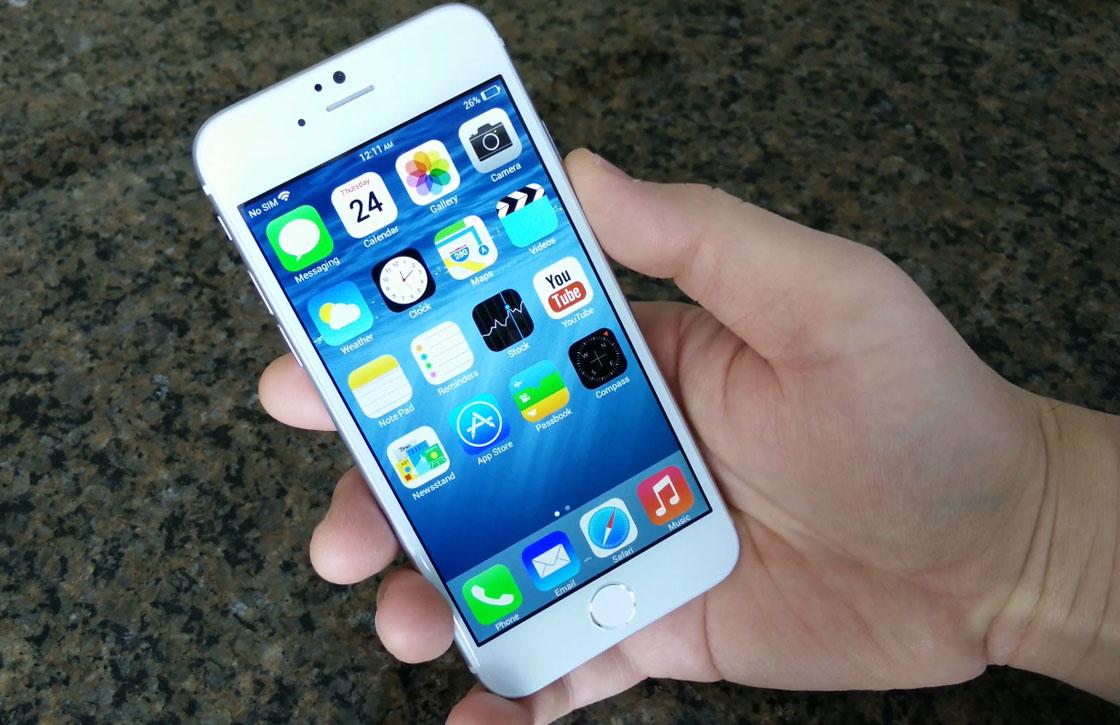Video: Zo ziet een werkende iPhone 6 kloon eruit