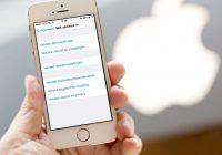 How-to: zo zet je de iPhone fabrieksinstellingen terug