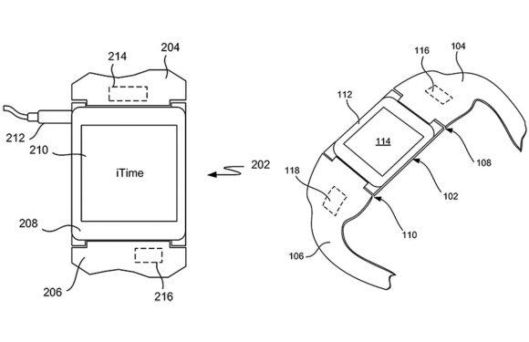 Nieuw Apple-patent beschrijft smartwatch genaamd iTime