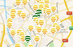 kpn wifi hotspots groot