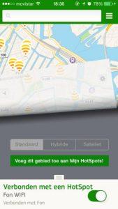 kpn wifi hotspots klein