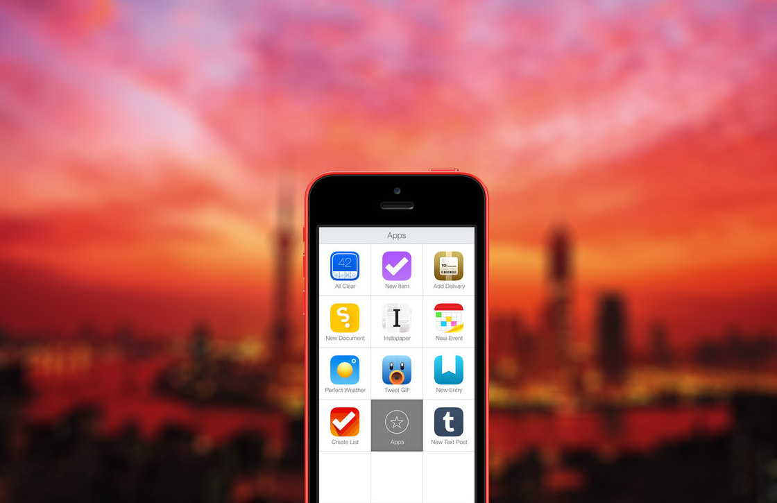 Win snelheid met Launch Center Pro voor iPhone en iPad