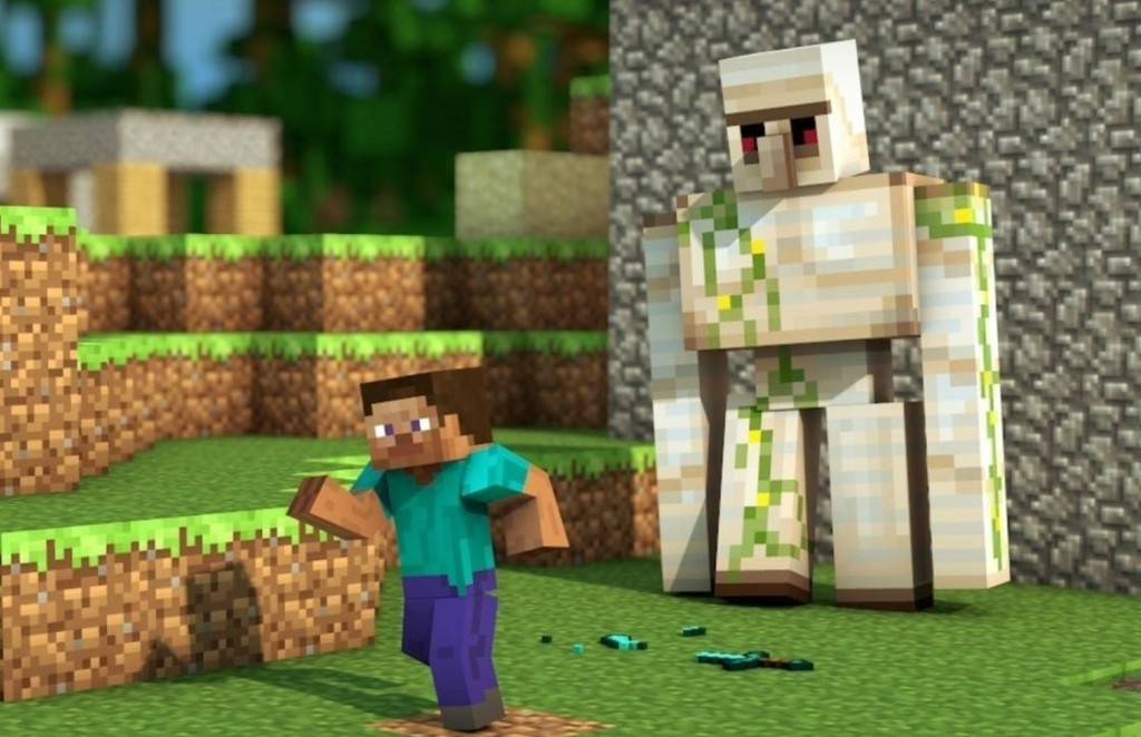 Minecraft Pocket Edition Redstone