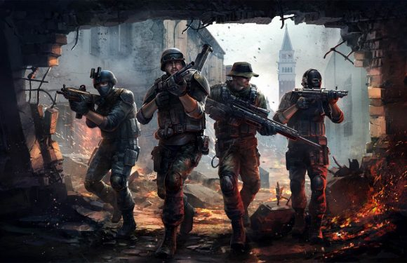 Schietgame Modern Combat 5 nu gratis te downloaden