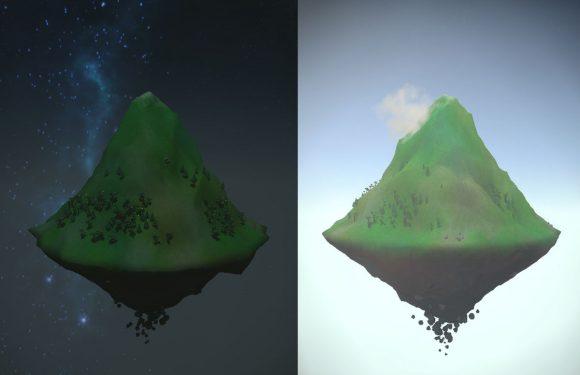 Met Mountain doe je wat een berg doet: niets
