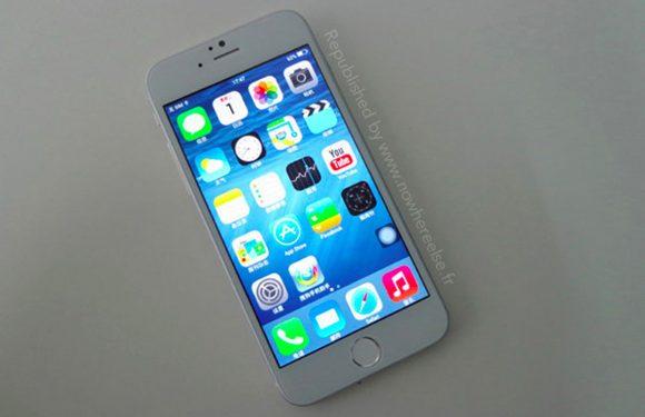 """In China hebben ze al een werkende """"iPhone 6"""""""
