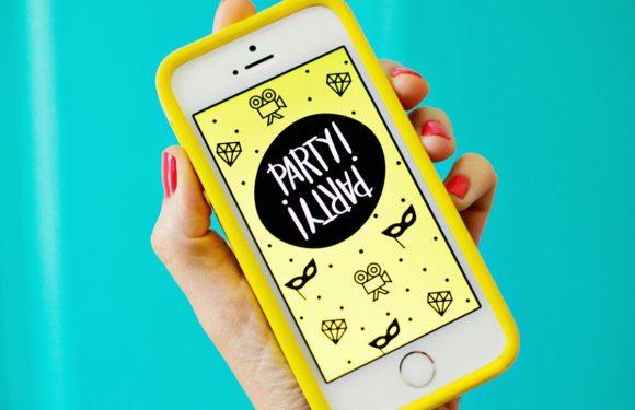 Maak gave stop-motions en selfies met Party Party